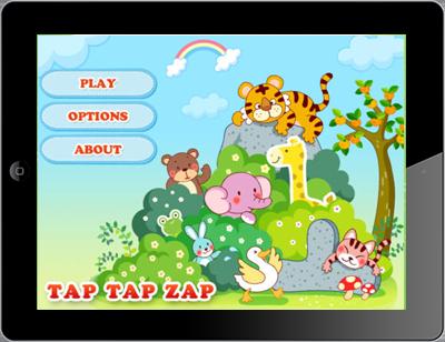 Tap Tap Zap screenshot 1