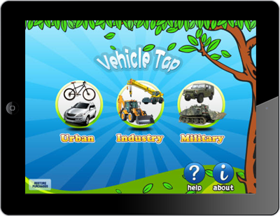 Vehicle Tap screenshot 1