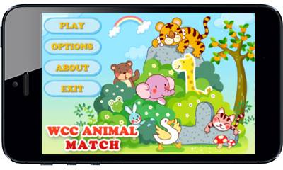 WCC Animal Match screenshot 1